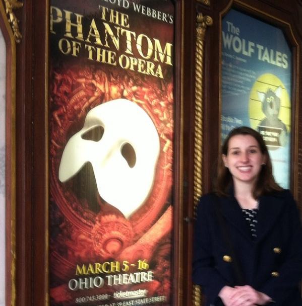 phantom of the opera ohio theatre image