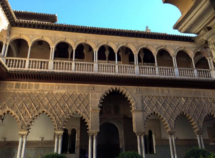 real royal alcazar seville sevilla spain