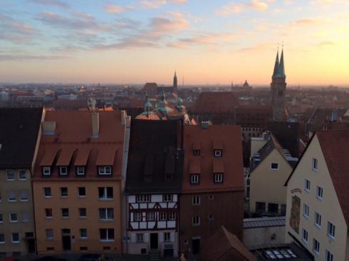 Nuremberg, Germany, December 2015