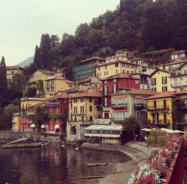 Visiting Lake Como: Varenna, Italy