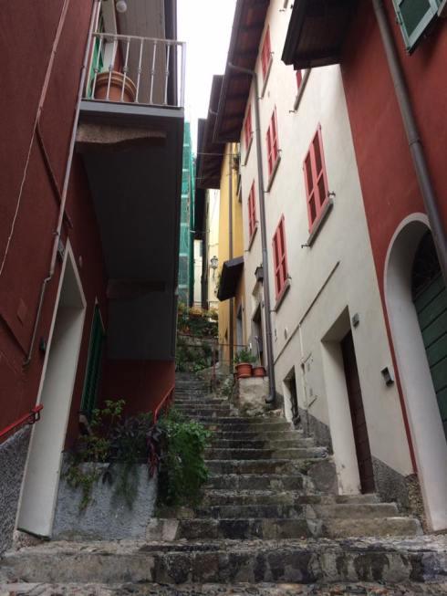 Visiting Lake Como: Varenna, Italy