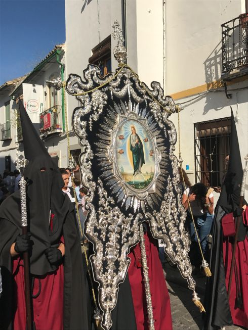 Holy Week procession: spring festivals in Cordoba, Spain
