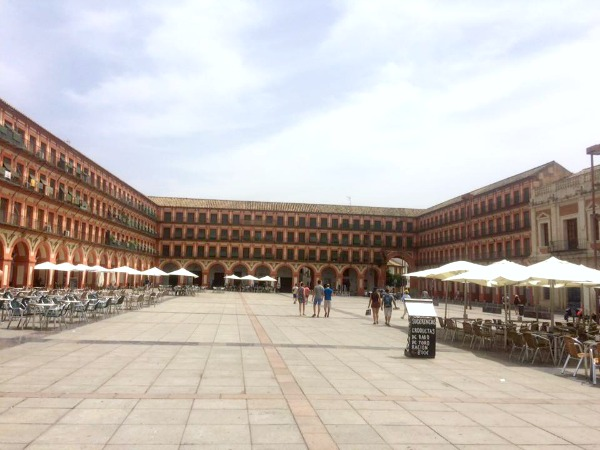 Plaza de la Corredera - things to do in Cordoba