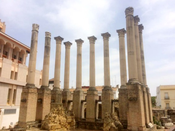 Roman Temple - things to do in Cordoba