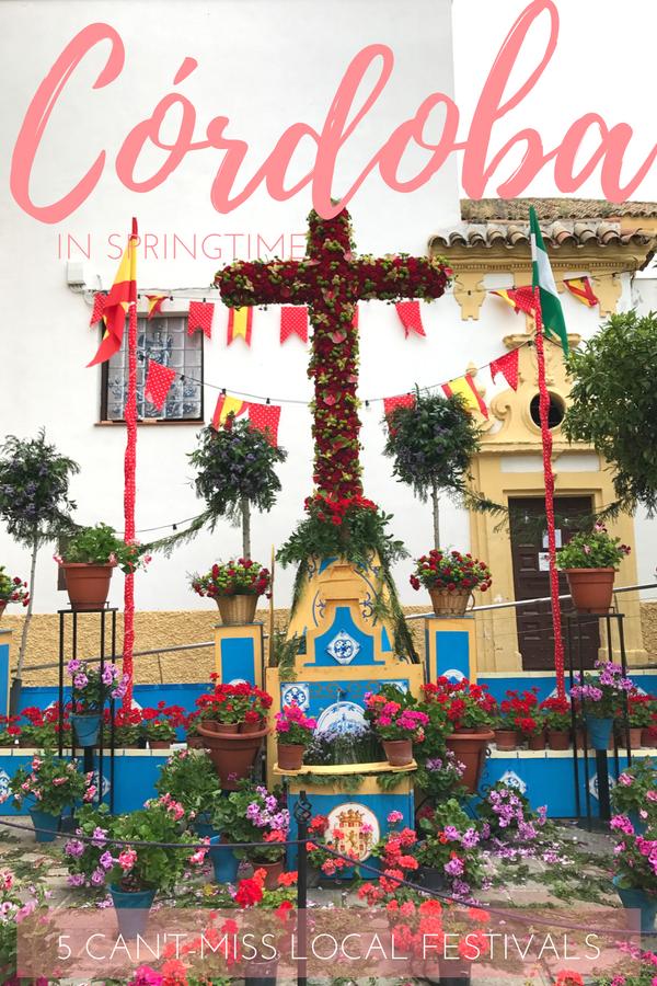Córdoba in springtime