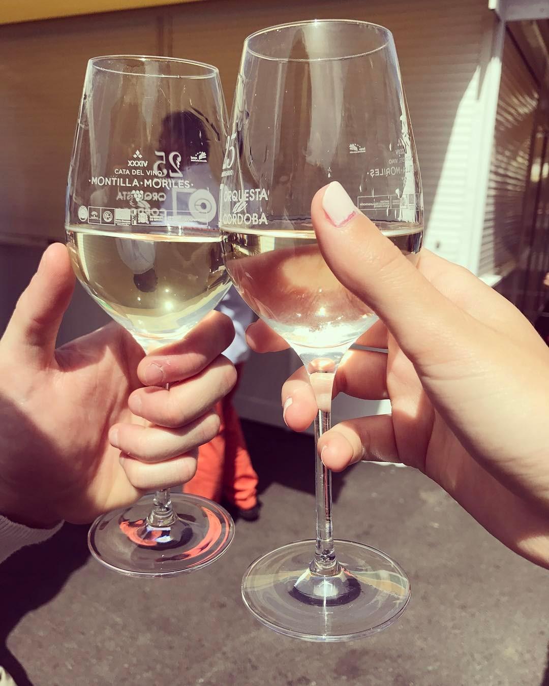 montilla moriles wine tasting - Spring festivals in Cordoba, Spain