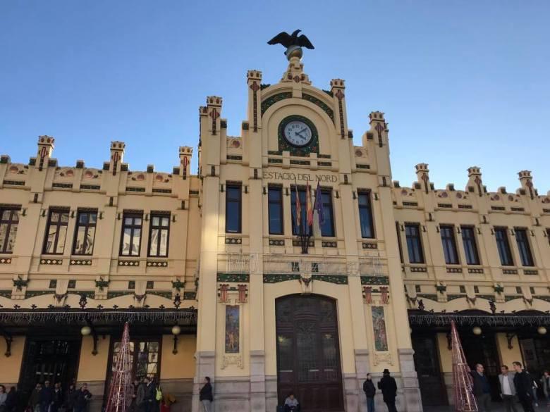 Valencia station