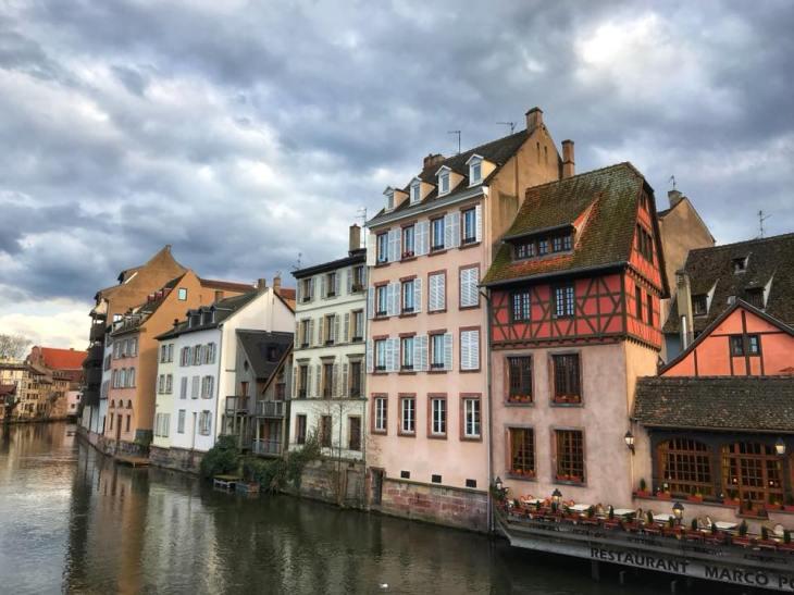petite france houses