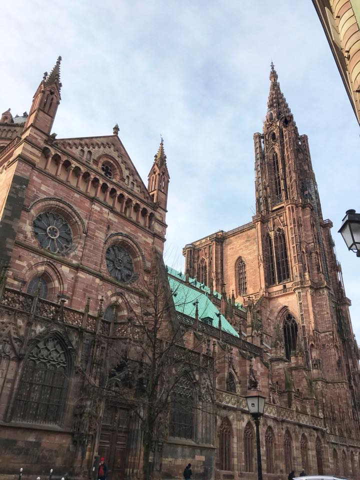 strasbourg cathedral 2