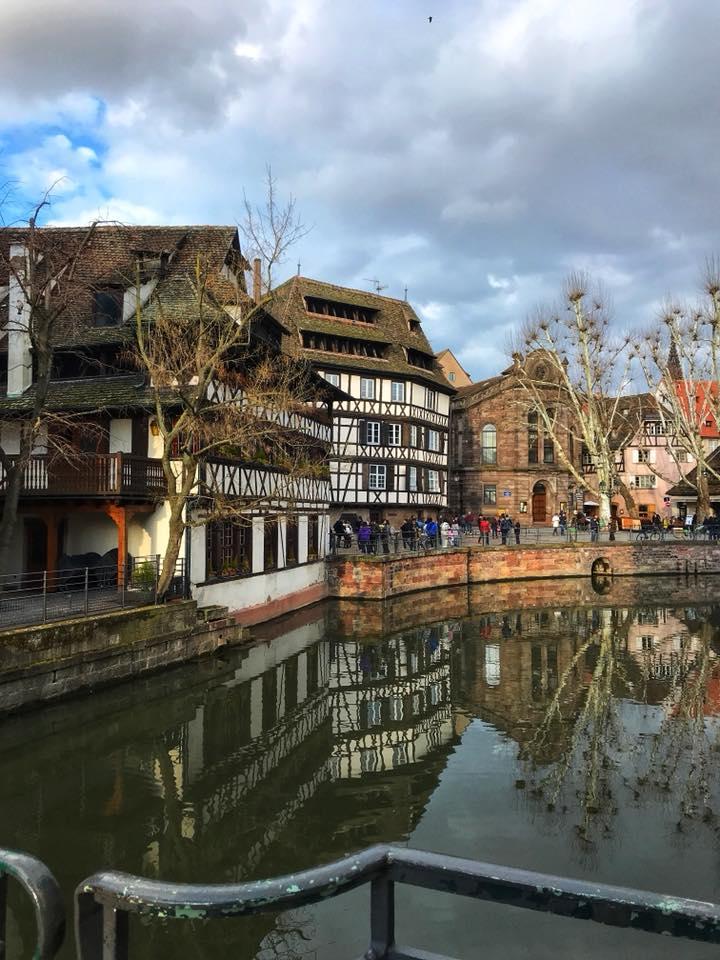 strasbourg river houses