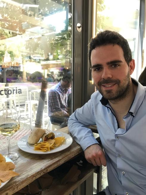 eating at Mercado Victoria - eating in Cordoba, Spain