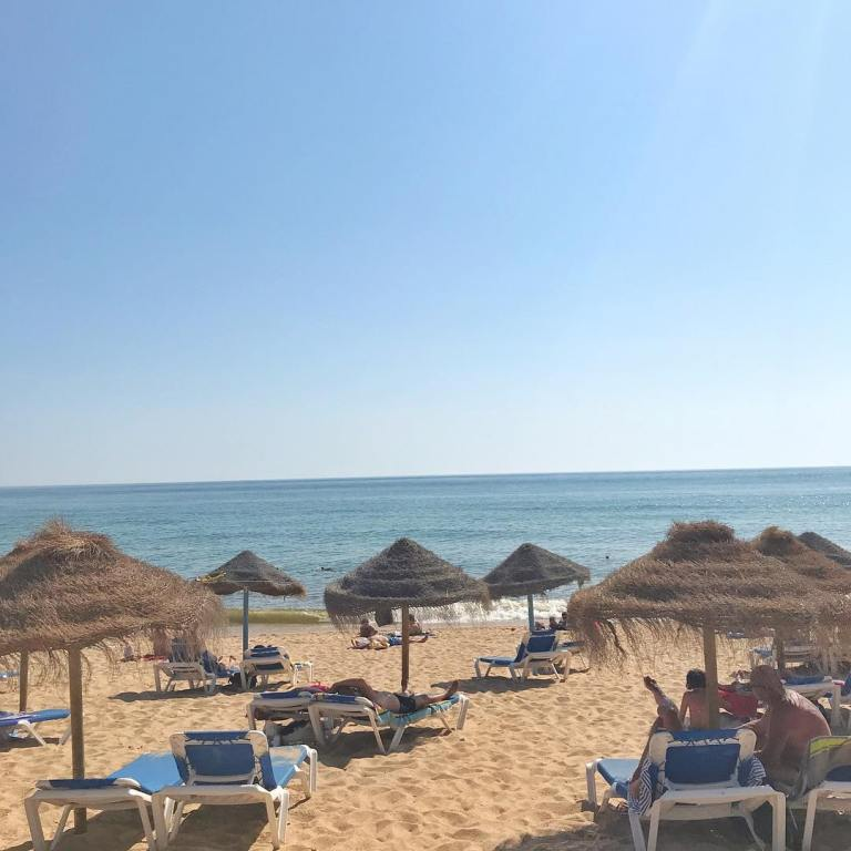 Faro beach VC
