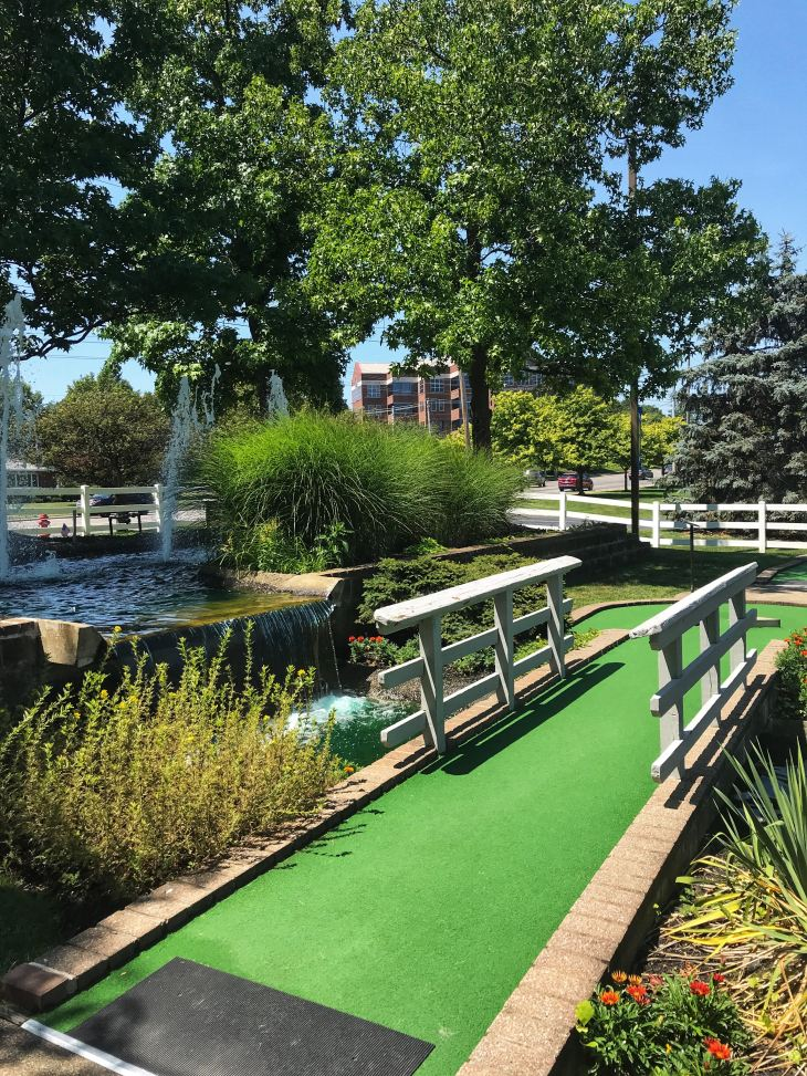 Westerville Mini Golf VC