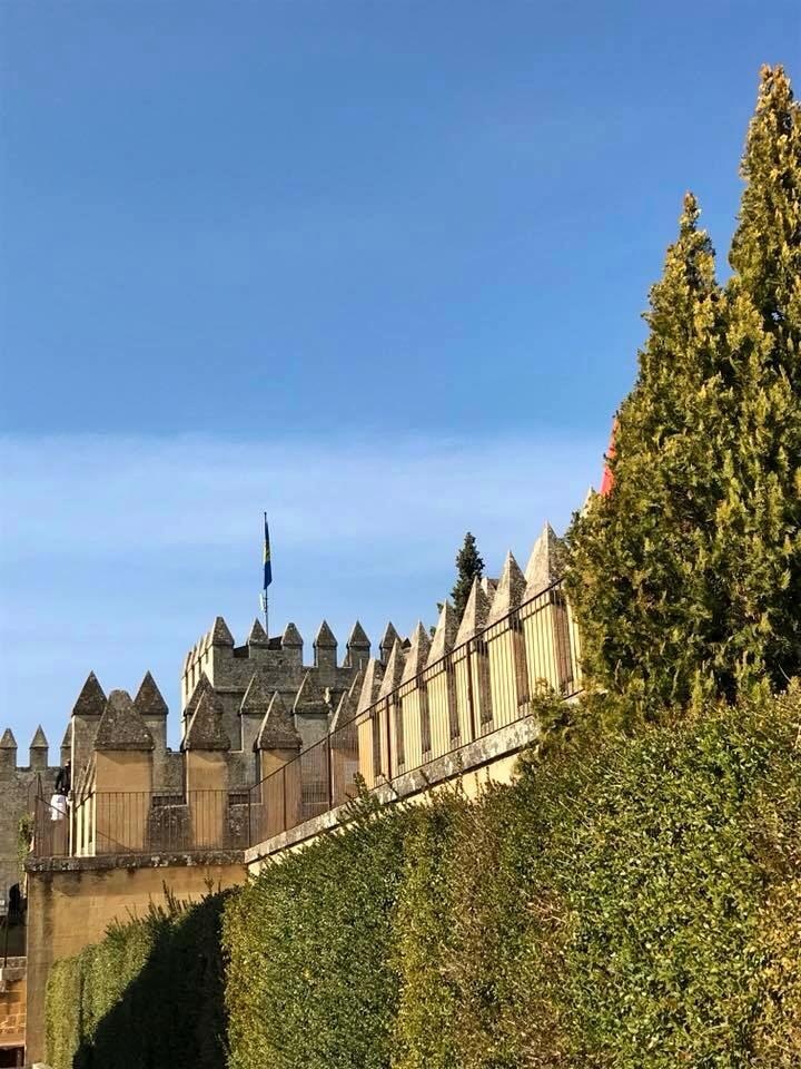Castillo de Almodóvar del Río, Spain