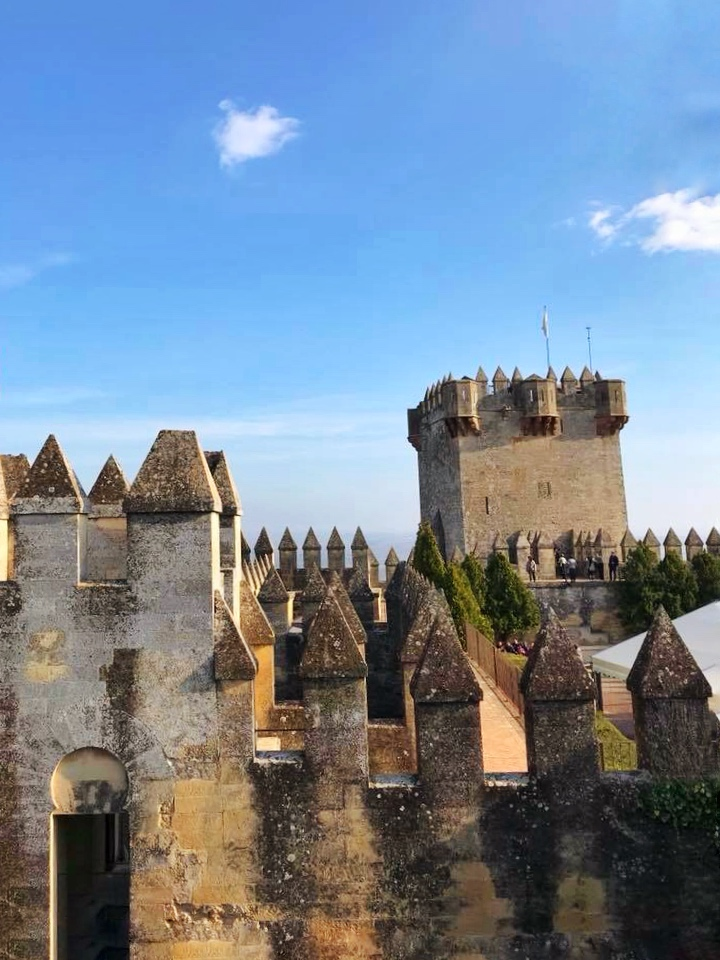 Castillo de Almodóvar del Río - things to do in Cordoba