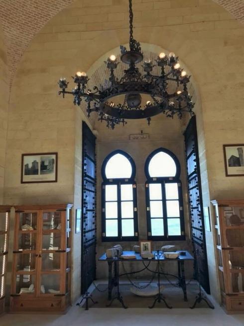 Interior Almodovar Castle 2