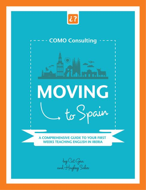 Moving to Spain cover