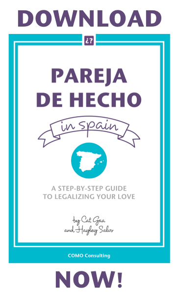 Click here to buy Pareja de Hecho in Spain: A Step-By-Step Guide to Legalizing Your Love!