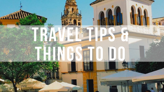 Travel tips & things to do for Cordoba, Spain