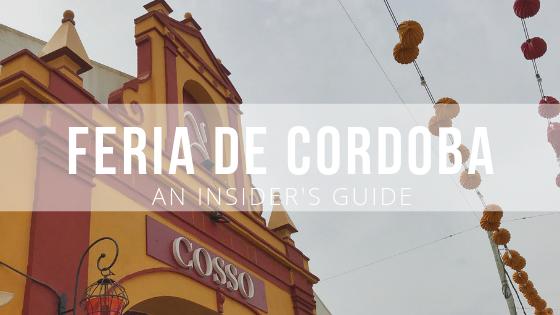 guide to the feria de cordoba