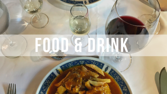 Food and drink in Cordoba, Spain