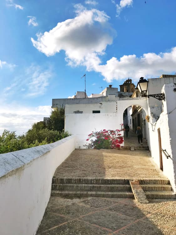 Arcos de la Frontera is one of the most idyllic Andalusian white villages.