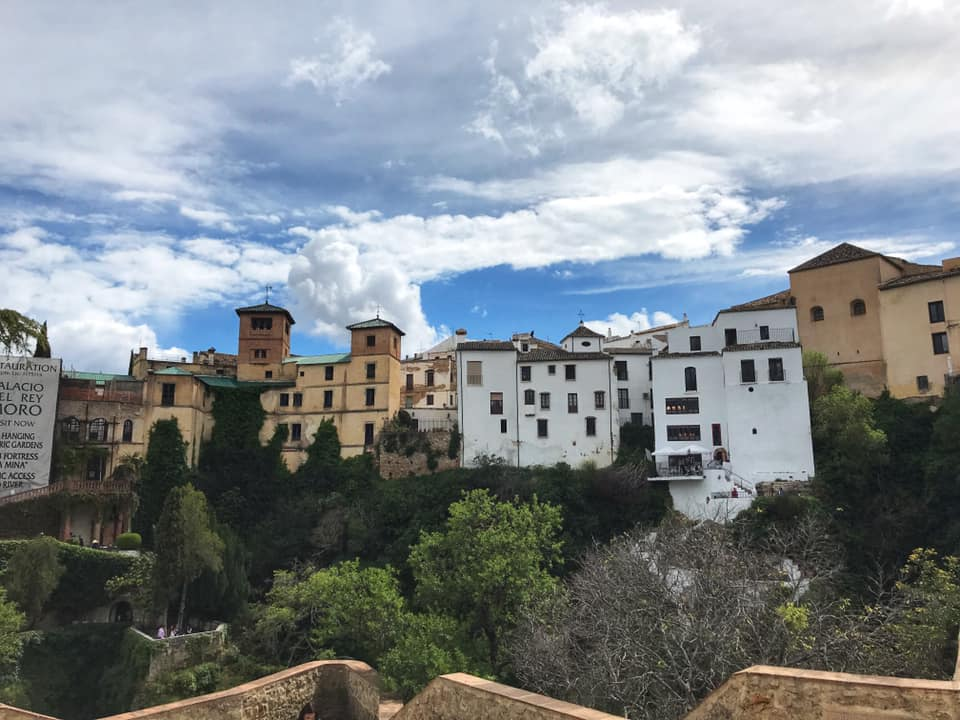 Ronda, Spain is one of the most beautiful white villages in Andalusia.