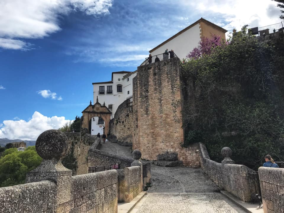 Ronda, one of Andalusia's famous white villages.