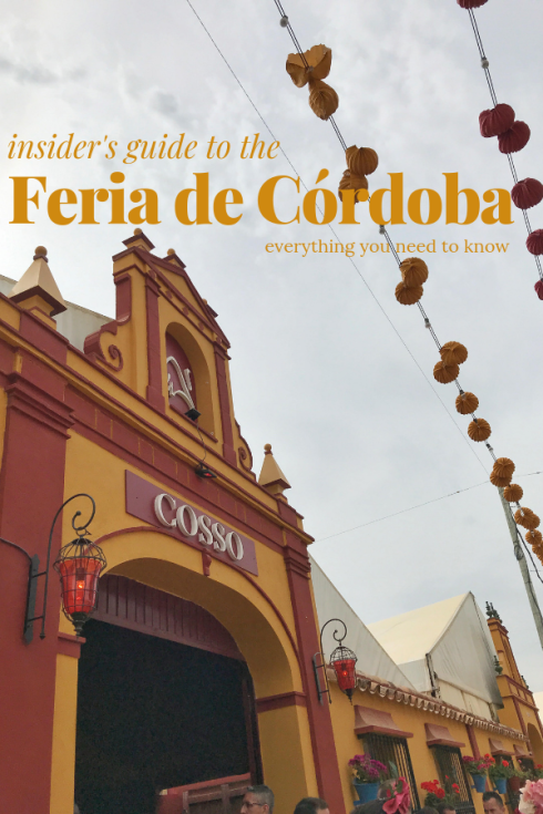 Ready to enjoy the Feria de Córdoba like a local? This guide is full of all the info you need to know.