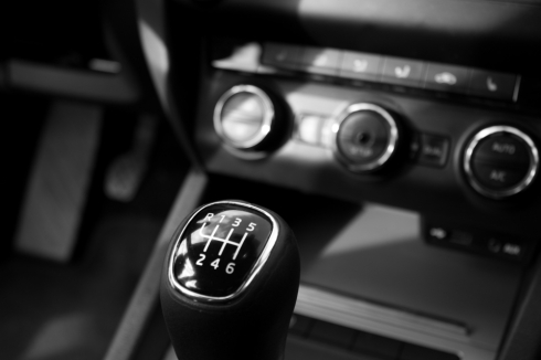 Learning to drive in Spain means becoming familiar with manual transmission cars.