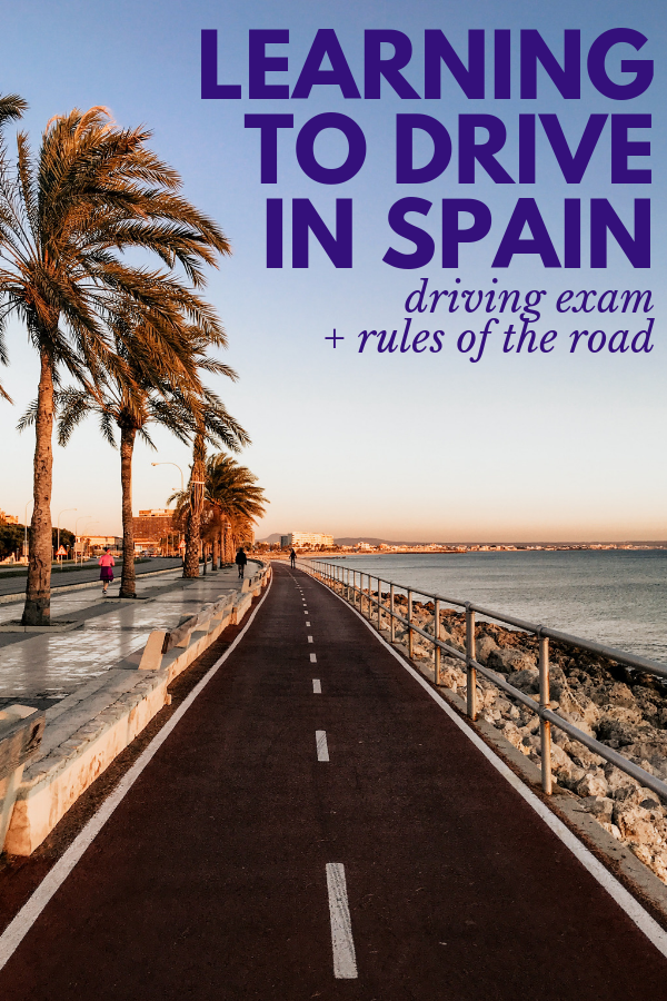 Ready to learn how to drive in Spain? Learn everything you need to know about the driving exam with this guide.