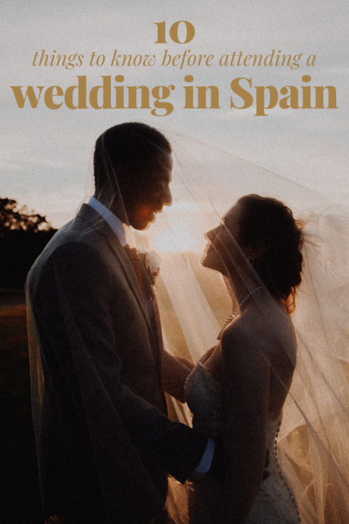 If you're going to a wedding in Spain, there are few things you should know beforehand. This guide has got you covered.
