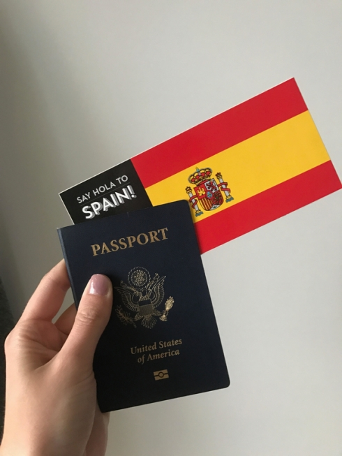 things to do before moving abroad - passport